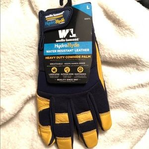 Other - Brand new never used work gloves